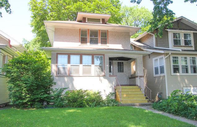 1167 Clinton Avenue Oak Park IL 1183 Home