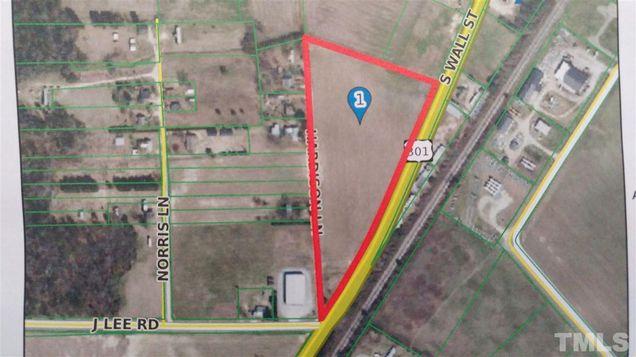 S US Highway Benson NC MLS Estately - Us 301 map